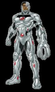 Cyborg [Warner]