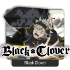 Black Clover [Angelotti Licensing]