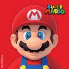 Nintendo (Super Mario, Zelda, Donkey Kong) [Redibra]