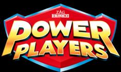 Power Players [Licenciamento de Marcas Globo]