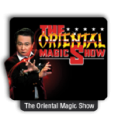 The Oriental Magic Show (Ossamá) [Angelotti Licensing]
