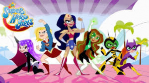 DC Super Hero Girls [Warner]