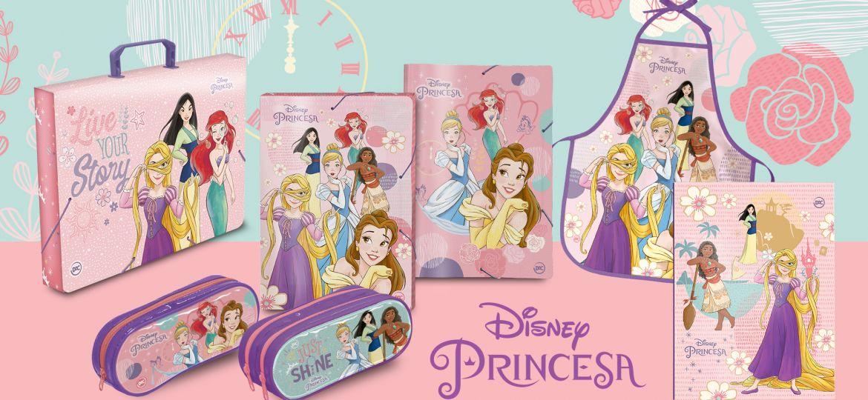 Disney Princesa é a novidade da DAC para a temporada 2021.Crédito: Divulgação.