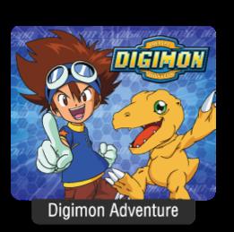 Digimon Adventure 1999 e 2020 [Angelotti Licensing]