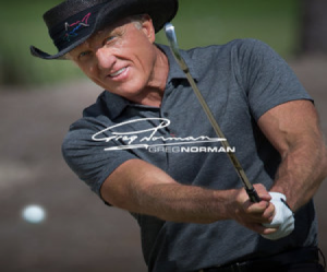 Greg Norman [ABG - Authentic Brands Group]