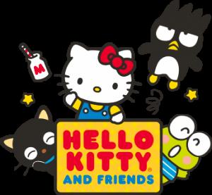 HELLO KITTY & amigos [Sanrio]