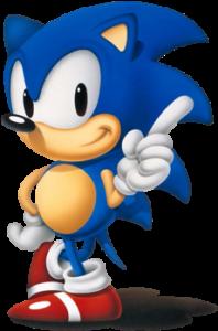 Sonic The Hedgehog [byFrog]